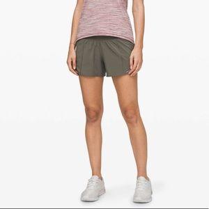 Like New Lululemon athletica Grey Shorts Size 2